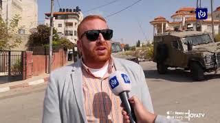قوات الاحتلال تقتحم المنطقة الصناعية في مدينة البيرة -(23-10-2019)