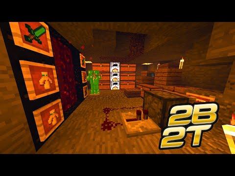 Долгое путешествие по 2b2t | Выживание на сервере 2b2t minecraft #2
