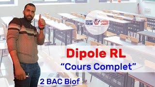 2BAC Biof - Electricité: Dipôle RL