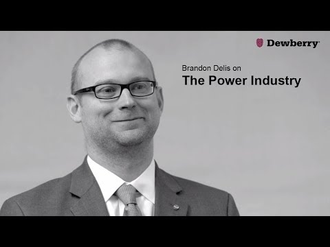 Brandon Delis on the Power Industry