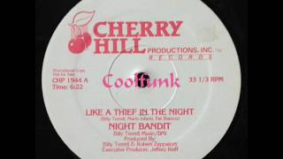 """Night Bandit - Like A Thief In The Night (12"""" Disco-Boogie 1981)"""