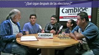 Voces de Cambio -  ¿Qué sigue después de las elecciones?