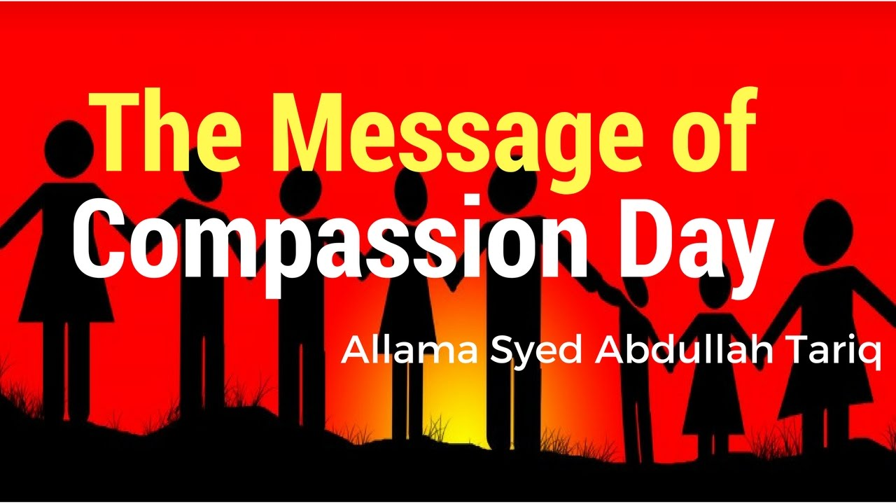 Image result for message of compassion