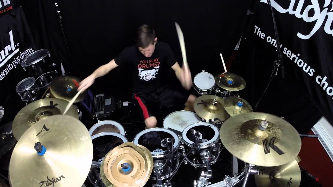 How to get expirence out of a drum ftb