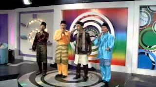 DESTINY (Nasyid)-Nasi Lemak Kopi O TV9