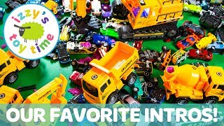 cars for kids   our favorite intros with thomas and friends hot wheels and paw patrol for kids