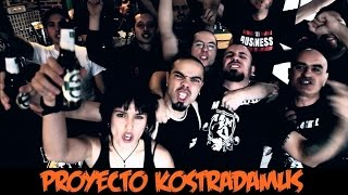"Proyecto kostradamus - ""Punk"" feat.SKU KAOS URBANO (Video oficial)"