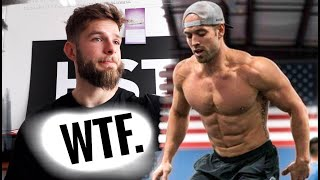 FRONING accepts invite as INDIVIDUAL to the CrossFit games (HUGE NEWS)