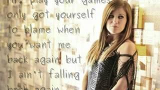 Kelly Clarkson - Mr. Know It All w/ Lyrics