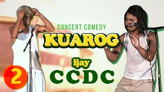 CCDC Concert Comedy Kuarog Part 2 (Official Pan-Abatn Records TV) Igorot/ Ilocano Comedy