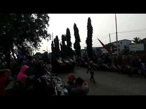 Karnaval cigading tegal ratu