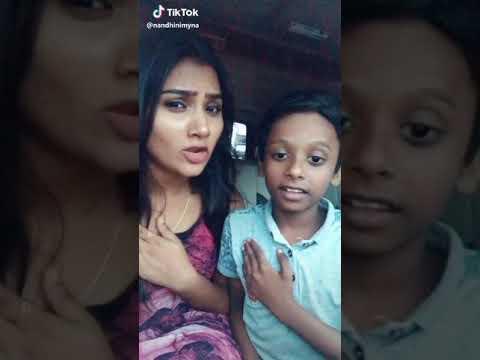 Nandhini serial actress - Myhiton
