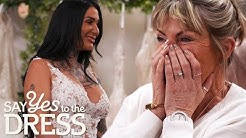 Bride Tries On A COMPLETELY See Through Wedding Dress! | Say Yes To The Dress Lancashire