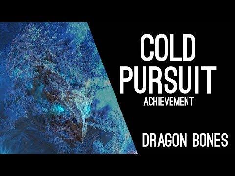 Cold Pursuit Achievement Fang Lair - Dragon Bones DLC