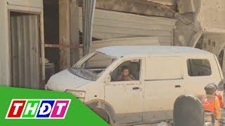 Syria: Phát hiện container chứa chất hóa học, vũ khí từ Đức và Anh | THDT