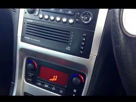 Peugeot 307 Hdi for ebay video of starting issue - YouTube