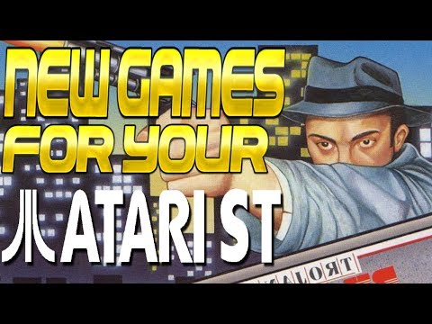 New Games For Your Atari St Part 5