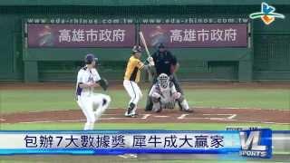 10/14 眾家砲手爭鳴 打擊獎競爭激烈 thumbnail