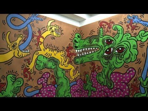 Pop art: double exposition Keith Haring à Paris