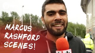 Marcus Rashford: The Scenes! | Hull City 0-1 Manchester United | REVIEW