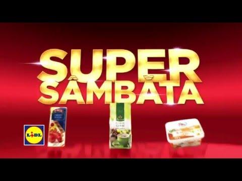 Super Sambata la Lidl • 20 Februarie 2016
