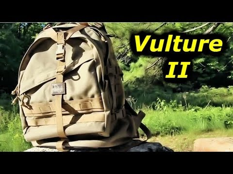 Maxpedition Vulture II 3 Day Backpack  Full Review - YouTube 1dd71ee0ae2b0