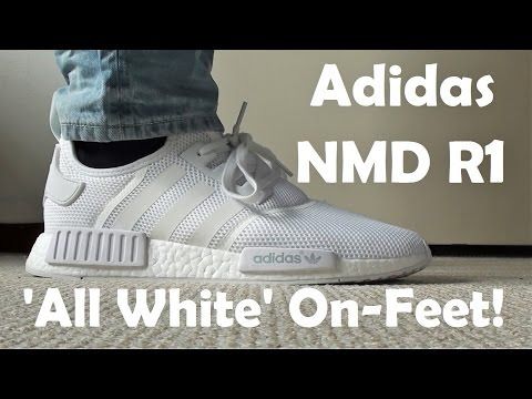 5b70d8c57 Adidas Nmd R1 Triple White Mesh amstructures.co.uk
