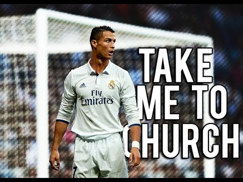 Cristiano Ronaldo ► Take Me To Church | Skills & Goals - HD