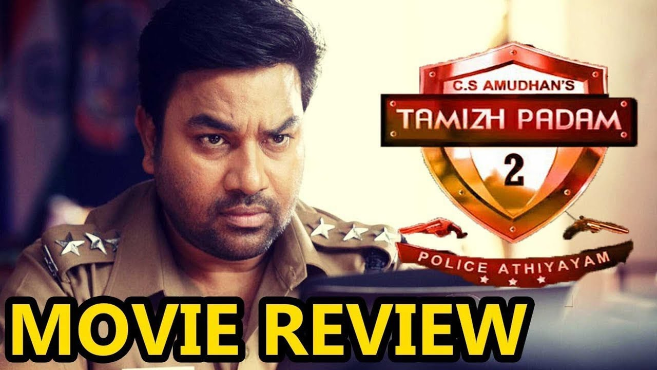Tamizh Padam 2 Movie Review By Praveena Shiva Disha Pandey Sathish Thamizh Padam 2 Review