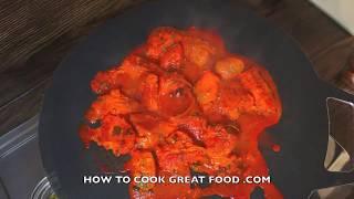 Chicken Tikka Masala Recipe - Indian Murgh Curry