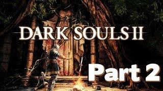 Dark Souls II Playthrough. Part 2. Heide