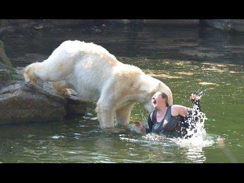 Hayvanat Bahçesinde Hayvanların Yanına...