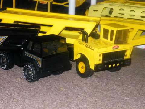 Tonka Truck Car Carrier And Other Dieast Collection 50 S To 80 S 46