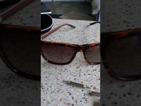 Women's fashion accessories Rocknight lightweight polarized sunglasses