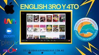 CLASE Ingles 3RO 4TO