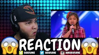 Angelica Hale: 9-Year-Old Singer Stuns the Crowd With Her Powerful Voice - REACTION!!