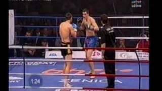 Mesud Selimović vs Nikša Kržić Part 1.