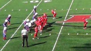 2015 Guyasuta Tomahawks Football Highlights