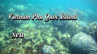 November 2018 Phu Quoc north sea.