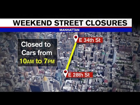 Coronavirus News: 4 NYC streets open for social distancing space