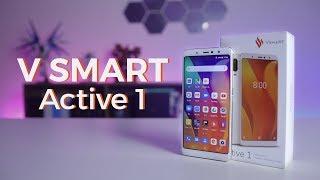 VSmart Active 1 - Smartphone Việt đã đi đúng hướng!