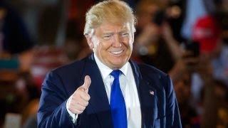 Donald Trump wins Republican New York primary