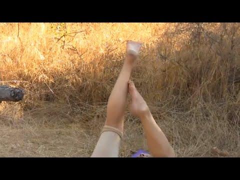 NEARLY NUDE YOGA BY MAREN  Feet, Legs