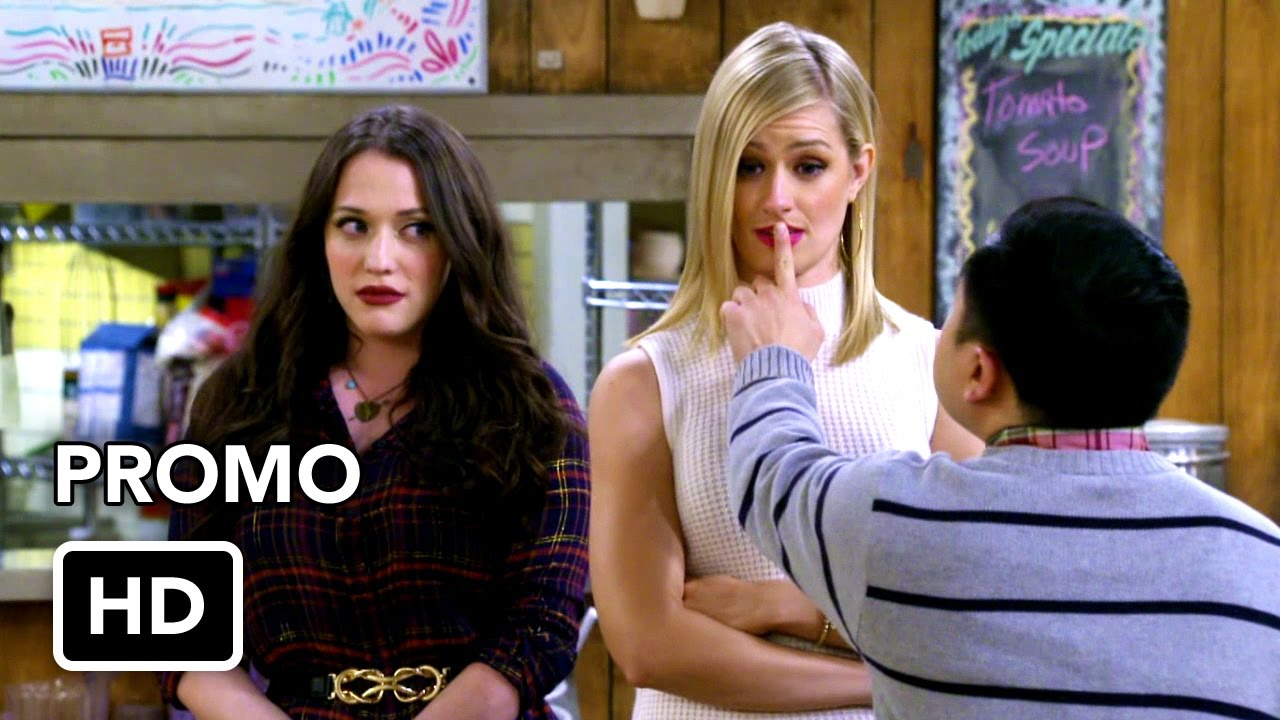"""Download 2 Broke Girls 6x10 Promo """"And the Himmicane"""" (HD)"""