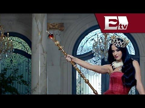 Katy Perry es la reina de Twitter e impone récord de seguidores / Andrea Newman y Nancy Méndez