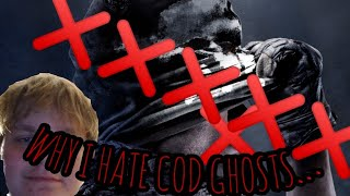 This is why I hate Call of Duty Ghosts......
