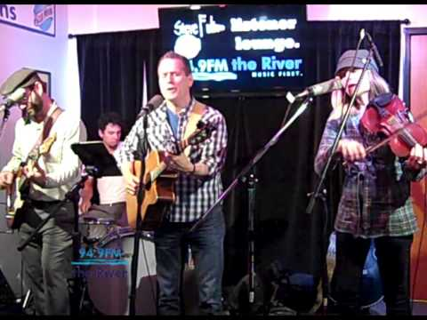 Steve Fulton  - Demons and Angels (KRVB The River Acoustic)