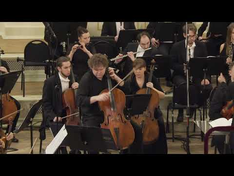 Fedor Amosov (cello) 2020-02-05