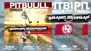 "Pitbull ft. Stephanie Heymann ""Timber"" Country Edit - Jump Smokers Remix"