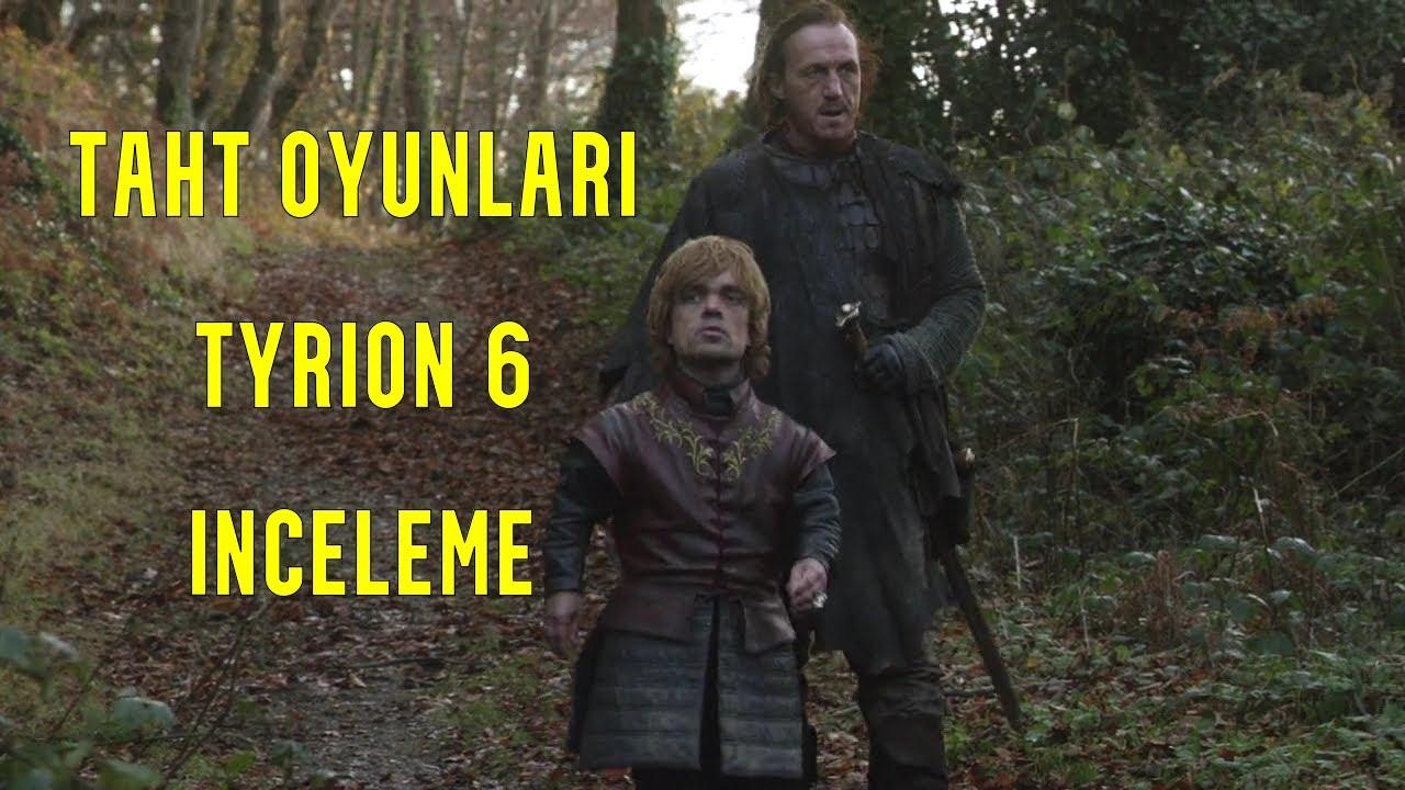 Tek Gerçek Podcast Bölüm 42 / AGOT Tyrion 6 İnceleme